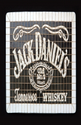 JD Mosaic Sign (JR 2671)