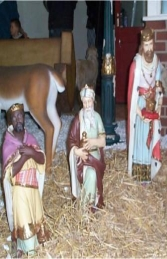 Full Nativity Set 2ft (JR NAT2) - Thumbnail 01
