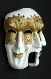 Venice Mask - Male 1.5ft (JR 2611) - Thumbnail 03