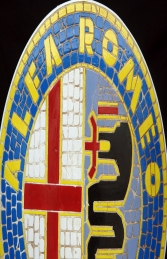 Alfa Romeo Badge Mosaic (JR 2603) - Thumbnail 02