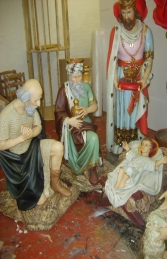 Infant Jesus 6ft (JR 2043) - Thumbnail 03