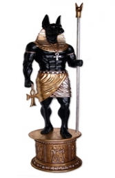 Anubis with detachable base 8FT (JR TOS020)
