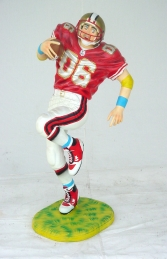American Football Player 3ft (JR 1626) - Thumbnail 01