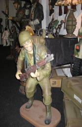 American Soldier 3ft (JR 1732) - Thumbnail 01