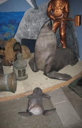 Baby Fur Seal (JR 100094) - Thumbnail 02