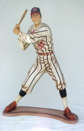 American Baseball Player Life-size (JR 1615)  - Thumbnail 01