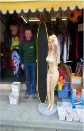 Bikini Girl with Menu 5ft (JR BD) - Thumbnail 03