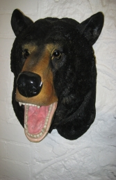 Black Bear Head (JR DD88137A) - Thumbnail 01