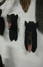 Black Bear Head (JR DD88137A) - Thumbnail 03