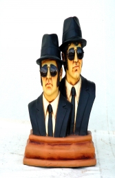 Blues Brothers bust (JR 1103)