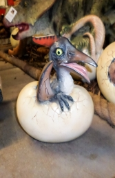 Pteranodon Baby in an Egg (JR 140037)