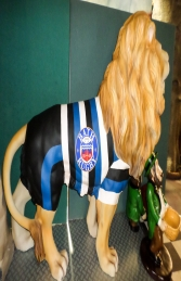 Lion King Standing- Bath Rugby (JR 2355B) - Thumbnail 02