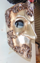 Bauta Baroque Mask 1.5ft (JR 2708-A)
