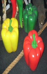 Bell Pepper Red 1.5ft (JR 130042R) - Thumbnail 02