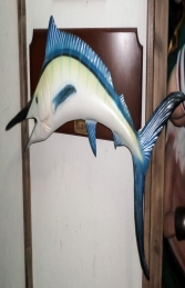Blue Marlin Mounted (JR 2117) - Thumbnail 02