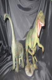 Brachiosaurus 1ft high (JR 2409) - Thumbnail 02