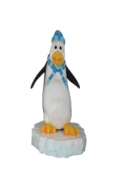 BLUBBER WITH SNOW BASE - PENGUIN - JR C-053 - Thumbnail 01