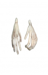 Skeleton Husband Hands (JR C-220)