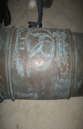 "Cannon from Spanish Warship ""Seville"" 1778 (JR 110109) - Thumbnail 02"