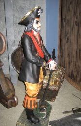 Captain Hook Pirate 3ft (JR 841) - Thumbnail 02