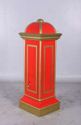 Mail Box - Red and Gold (JR CC002) - Thumbnail 02
