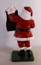 Santa with Menu Board ( JR CCMB4) - Thumbnail 02