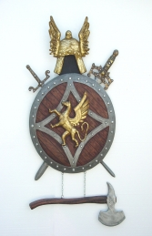 Celtic Coat of Arms (JR 1851) - Thumbnail 01