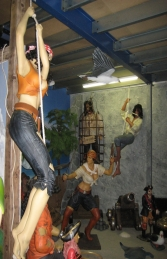 Climbing Pirate Female 6ft (JR 2218) - Thumbnail 03
