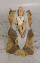 "The Nativity Baby Jesus 17.25"" high (JR CN0031)"