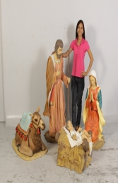 "The Nativity Joseph 52"" High (JR CN0030) - Thumbnail 03"