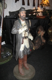 Confederate Soldier 3ft (JR 2252)