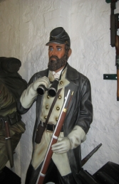 Confederate Soldier 6ft (JR 2245) - Thumbnail 02