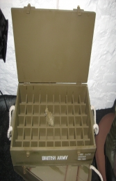 Crate Box for model Hand Grenades - British Army (JR 2183B) - Thumbnail 02
