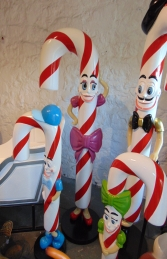 Candy Cane Mo 5.5ft (JR 170054) - Thumbnail 01