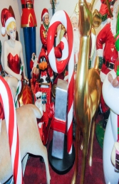 Candy Cane with gift boxes (JR S-181)