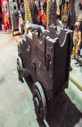 Cannon Carriage (JR 170207) - Thumbnail 02