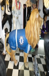 Lion King Standing- Chelsea Football (JR 2355C)