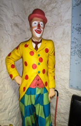 Clown Standing (JR 3156) - Thumbnail 02