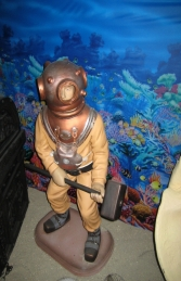 Deep Sea Diver 3ft (JR 2765) - Thumbnail 01