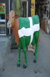 Devon Flag Cow (JR DFC) - Thumbnail 02