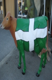 Devon Flag Cow (JR DFC) - Thumbnail 03