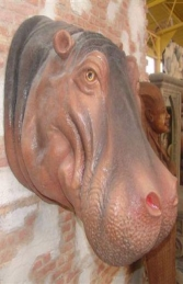 Hippo Head (JR R-030)