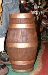 "Wine Barrel 2ft 8"" (JR 2165) - Thumbnail 02"