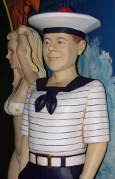 Sailor Boy Life-size (JR 2056)