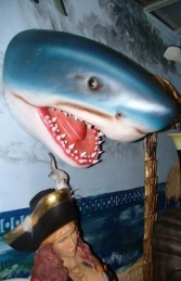 Shark Head Medium Wall-mounted (JR 2077)