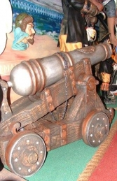 Cannon with Cannon Balls (JR 1606) - Thumbnail 02