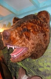 Bear Head Furry (JR 2110) - Thumbnail 02