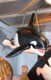 Orca Whale Small (JR 2451) - Thumbnail 01