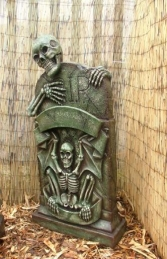 Tombstone - Skeleton (JR 2496) - Thumbnail 01