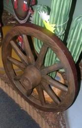 Wagon Wheel Small (JR 2084)